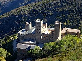 Par les domaines de Sant Pere de Rodes