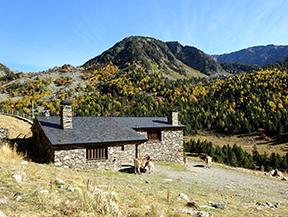 Pic de La Serrera (2913 m) par la vall�e de Sorteny
