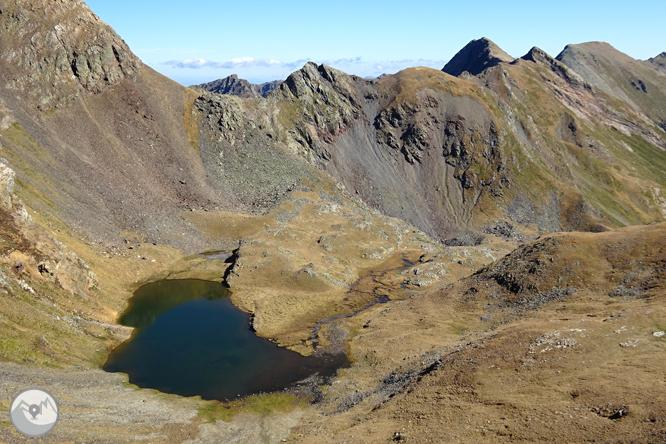 Pic de La Serrera (2913 m) par la vallée de Sorteny 1