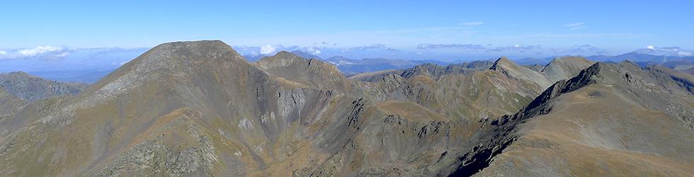 Pic de La Serrera (2913 m) par la vallée de Sorteny