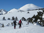 Pic du Tarbésou (2.364 m) depuis Mijanès