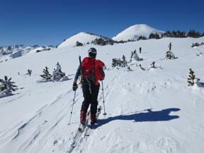 Pic du Tarb�sou (2.364 m) depuis Mijan�s