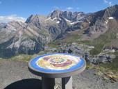 Pic de Tentes (2322 m) depuis le col de Tentes