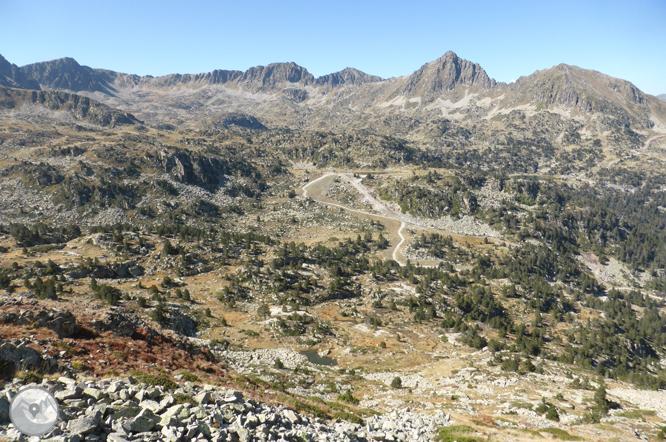 Pic de Montmalús (2781 m) et cirque des Colells 1