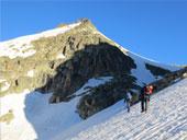 Pic d�Amitges (2848 m) et Tuc de Saboredo (2829 m)