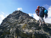 Pic de Cataperd�s (2806 m) et pic d�Arcal�s (2776 m)