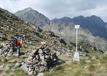 Col du Port de Rat (2537 m).