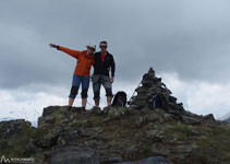 Pic d´Arcalís (2776 m).