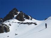 Pic de N�rassol (2633 m) par la vall�e du Siscar