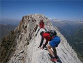 Vallibierna (3067 m) et Culebras (3062 m) par Llauset