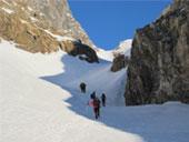 Posets (3375 m) par le refuge �ngel Or�s
