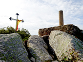 Puig de Cadiretes (519 m) à l´Ardenya