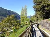 Itin�raire du Rec del Sol�