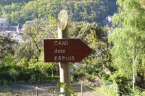 Chemin des Espuis.