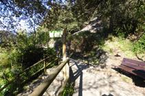 Chemin du Roc de Patapou.