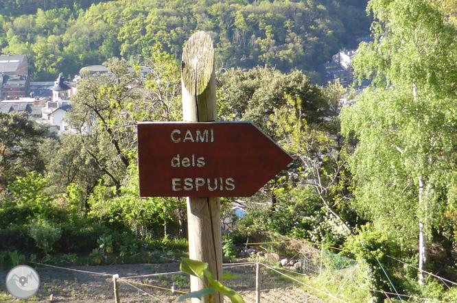 Itinéraire du Rec del Solà 1