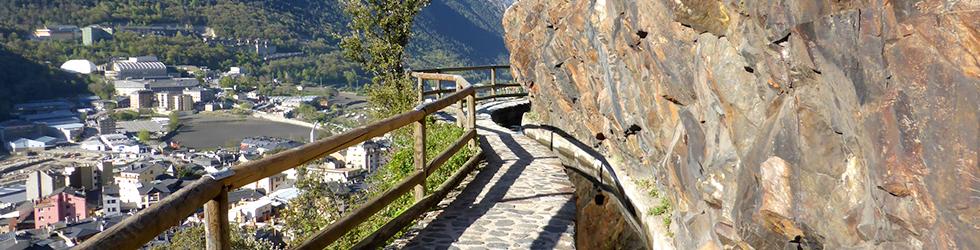 Itinéraire du Rec del Solà