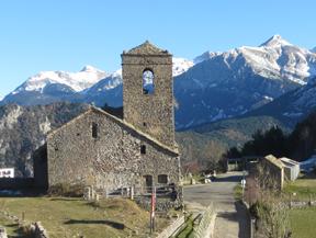 Route des Ermitas de Tella (Escua�n)