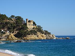 Randonn�e des ermitages de Lloret de Mar