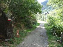 Tout au long du parcours de la Route du Fer, différents sites d´intérêt sont indiqués.