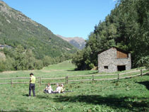 Forge de Vilaró.