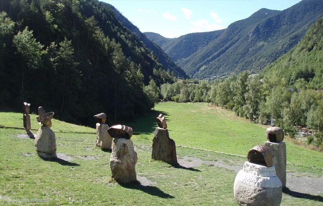 Route du Fer (Llorts - La Cortinada) 1