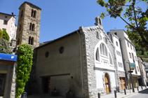 Église Sant Julià et Sant Germà.