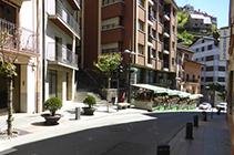 Rue de La Callissa.
