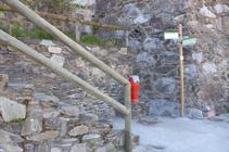 Escaliers du Boigàs.