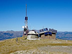 La Tosa (2536 m) depuis Ur�s