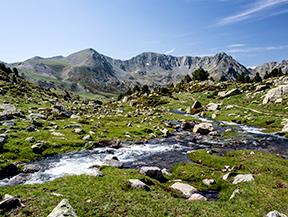 Itin�raire de la Vall�e de Madriu