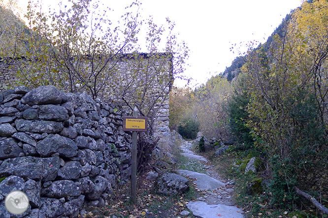 Itinéraire de la Vallée de Madriu 1