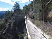 Via del Nicolau dans l´Alt Berguedà