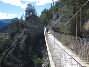 Via del Nicolau dans l�Alt Bergued�